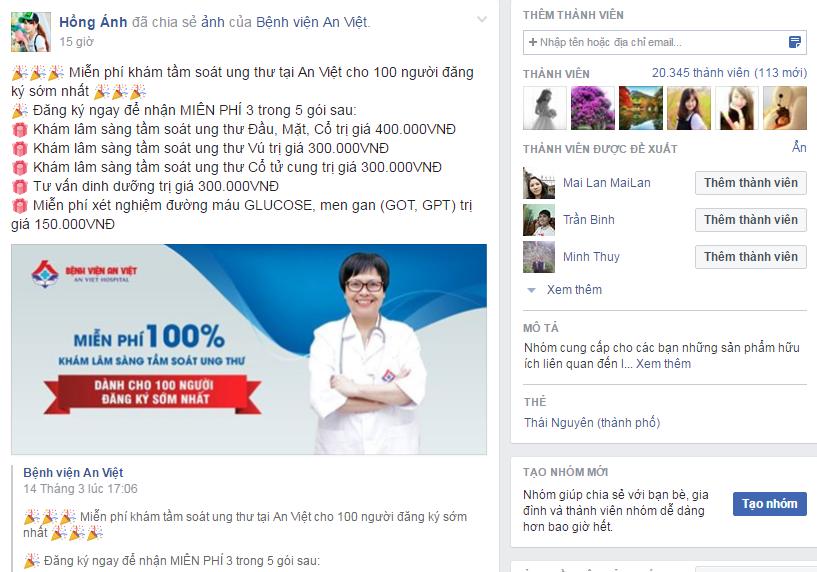 phan mem quang cao facebook dang tin ban hang tren facebook hieu qua 1 1 Phần mềm quảng cáo facebook, đăng tin bán hàng trên facebook
