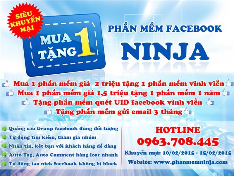 imgo 1 Phần mềm Facebook Ninja