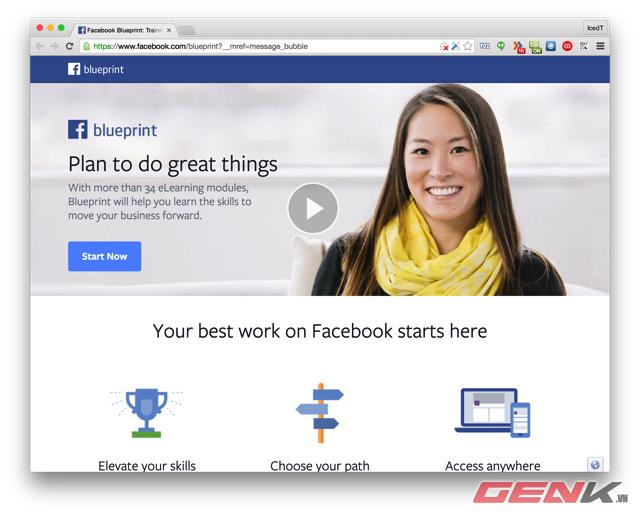 facebook cung cap kho bai giang blueprint mien phi Facebook cung cấp kho bài giảng Blueprint miễn phí   Facebook Ninja