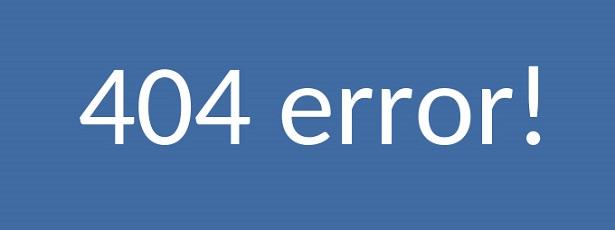 404 error 12 sai lầm thường gặp khi làm seo  Facebook Ninja