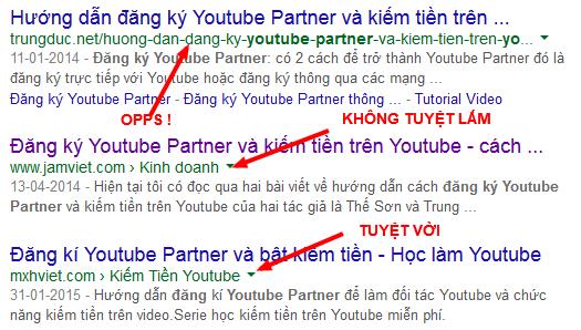 breadcrum on google Tăng tỷ lệ CTR trên Google chỉ với những mẹo đơn giản  Facebook Ninja