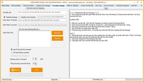 huong dan day top comment bai viet fanpage 1 Hướng dẫn đẩy Top comment trên Fanpage   Facebook Ninja