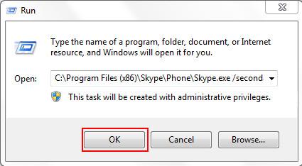 3 Ninja Facebook   Cách chat nhiều nick Skype trên cùng một máy tính