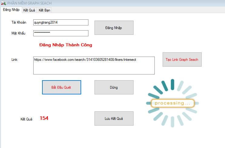 13 Phần mềm Ninja Hướng dẫn quét UID bằng Ninja Graph Seach