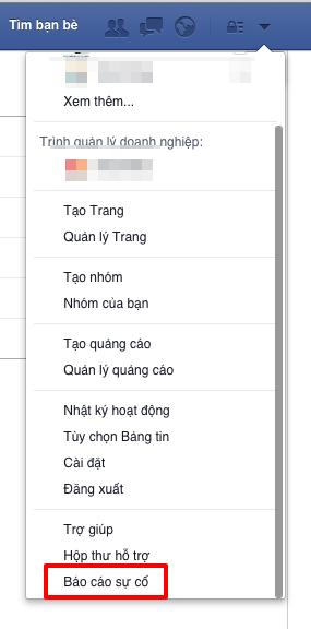 1 Phần mềm ninja   Hướng dẫn các cách liên hệ với Facebook để nhận hỗ trợ